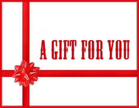 a gift for you christmas a go go