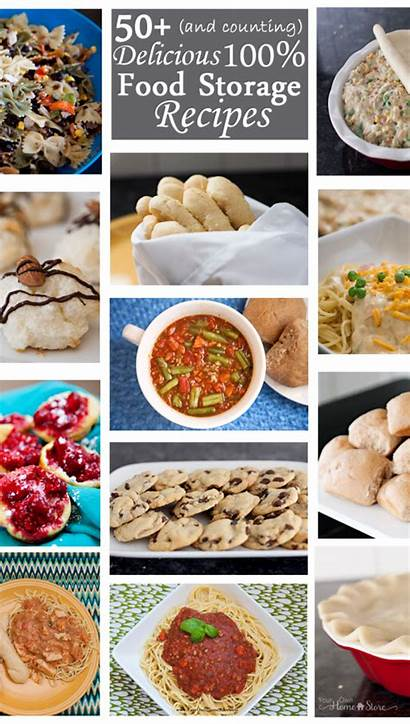 Recipes Thrive Stable Shelf Emergency Foods Ingredients