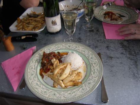 seiche cuisine fricassée de blanc de seiche la recette du dredi