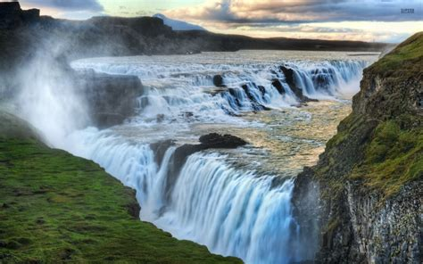 Gullfoss Waterfall Backgrounds by Gullfoss Wallpapers Photos And Desktop Backgrounds Up To