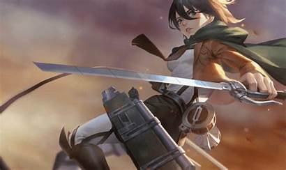 Anime Sword Strip Landscape December
