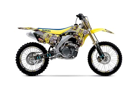 Suzuki 450 Dirt Bike by Suzuki Rmz 450 Dirt Bike Graphics Iron Maiden Killers