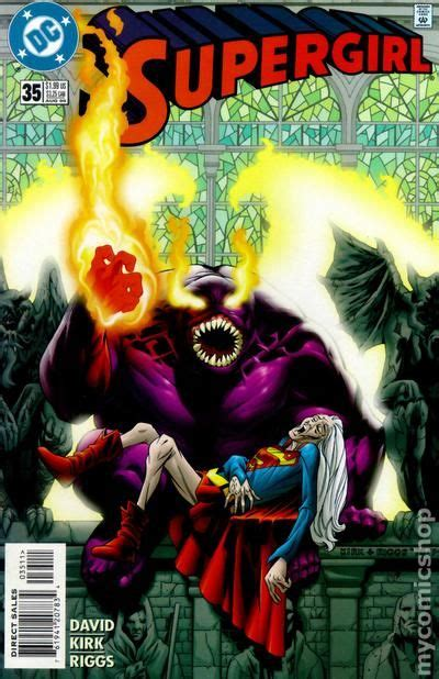 supergirl   series comic books