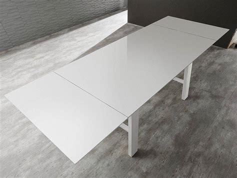 tisch aus glas ausziehbarer tisch aus glas mit beinen aus holz