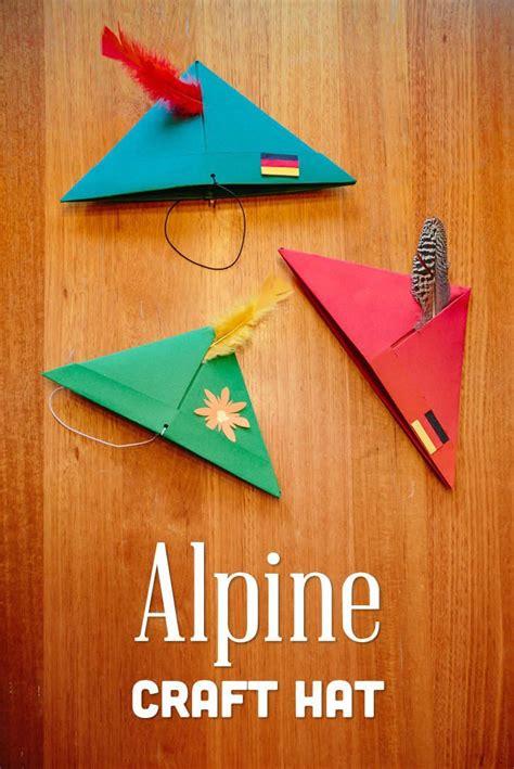 traditional alpine hats oktoberfest decorations crafts