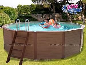 Piscine Composite Hors Sol : piscine hors sol composite ~ Dailycaller-alerts.com Idées de Décoration