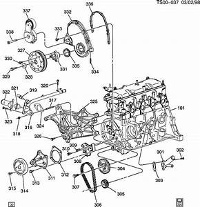 1996 Chevy Blazer Engine Diagram