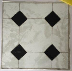 Adhesive Vinyl Floor Tiles Bathroom Kitchen