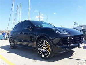 2017 Porsche Cayenne Turbo S : porsche 958 cayenne turbo s mkii 15 october 2017 autogespot ~ Maxctalentgroup.com Avis de Voitures