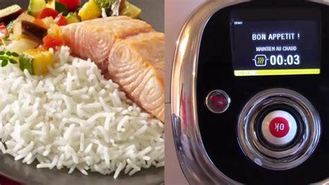 cuisiner du riz comment faire du riz avec le cookéo
