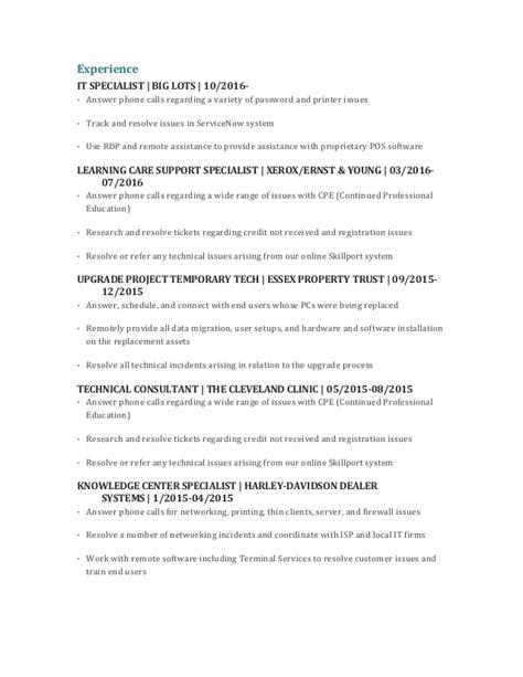 Locke Resume by Nlocke Resume Rtf 1