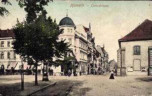 Alte Herberge Springe : ansichtskarte postkarte hameln blick in die osterstra e mit hotel ~ Frokenaadalensverden.com Haus und Dekorationen
