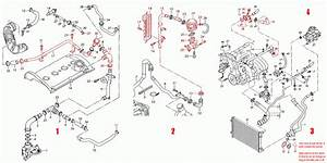 Audi 1 8 T Engine Diagram Coolant Flange Replacement On An