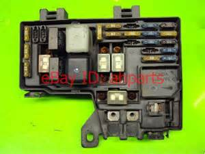 94 95 96 97 Honda Accord Engine Room Fuse Relay Box Assy 38250 Sv4 A13