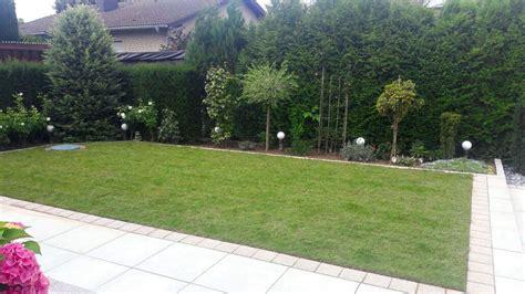 übergang Terrasse Rasen by Gartenestaltung Terrasse Rasen Und Beete Anlegen