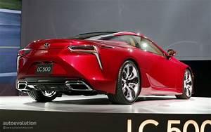 Lexus Lc Sport : funky lexus lc 500 receives 2016 eyeson design awards autoevolution ~ Gottalentnigeria.com Avis de Voitures