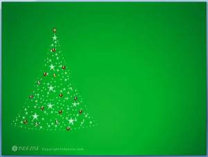7 Best Free Christmas PowerPoint Templates With Tree ...