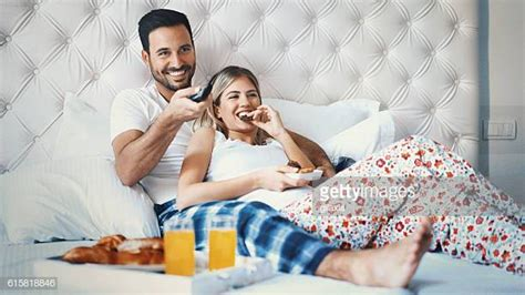 couples  bed  dress stock   pictures