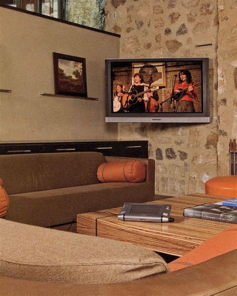 corner wall mount  tv images  pinterest