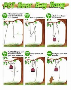 The Pct Bear Bag Hang  Step