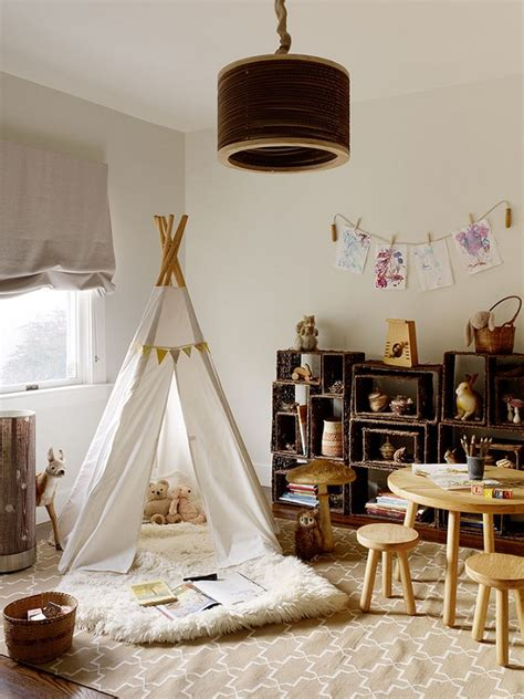 cool teepee design ideas   kids room kidsomania