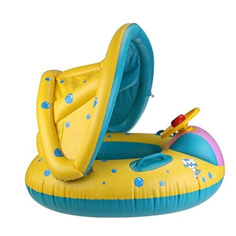 piscine avec siege winomo bouée gonflable avec siège pour bébé avec gonfleur