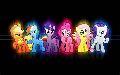 Pony Background Wallpapers Mlp Friendship Magic Cool