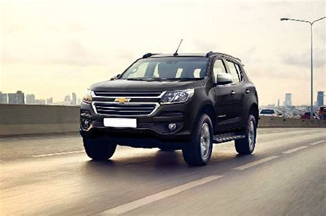 Review Chevrolet Trailblazer by Chevrolet Trailblazer 2019 Harga Konfigurasi Review