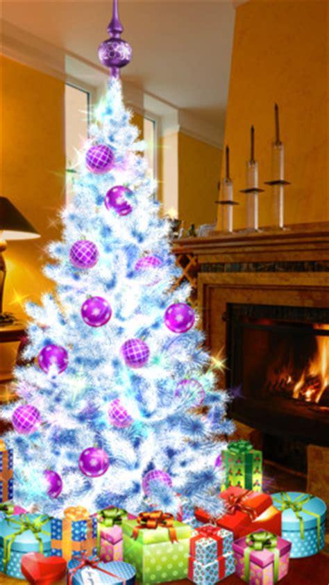 el arbolito de navidad para el celular