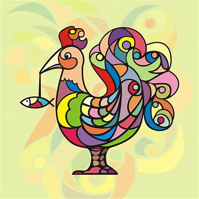 Sarimanok Bird Craft Clipart Crafts Festival Cunanan