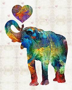 Image Gallery elephant art