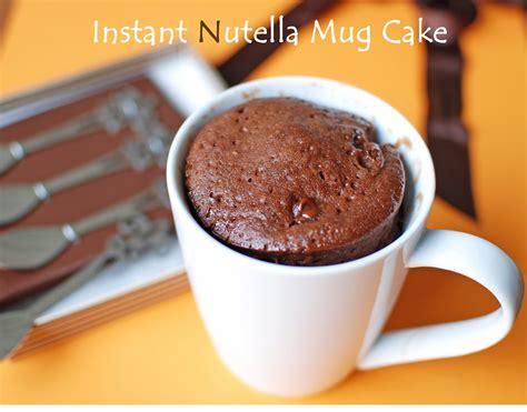 mug cake instant nutella mug cake 2 minutes nutella microwave mug cake from my home kitchen