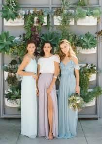 tenue pour un mariage 1001 idées pour la robe pastel pour mariage trouvez les meilleures