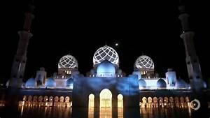 Xhamia me e bukur ne bote - Abu Dhabi Sheikh Zayed Grand ...