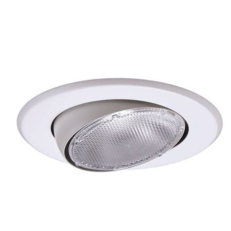 home depot recessed lighting trim halo 5 in white recessed lighting adjustable eyeball trim