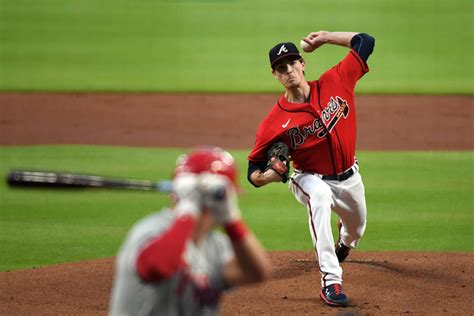 Ian Anderson and Max Fried to start for the Atlanta Braves ...