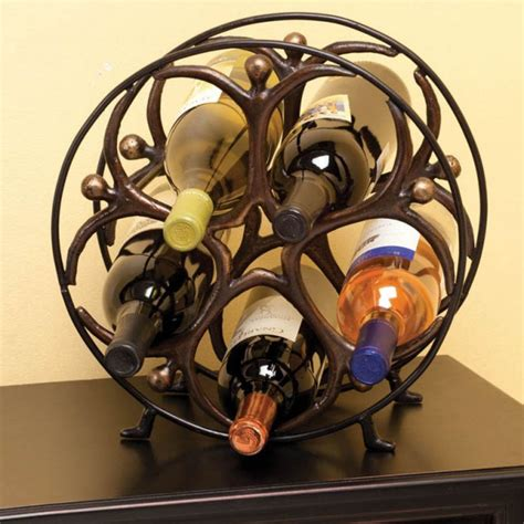 tabletop wine rack 19 wine rack design ideas