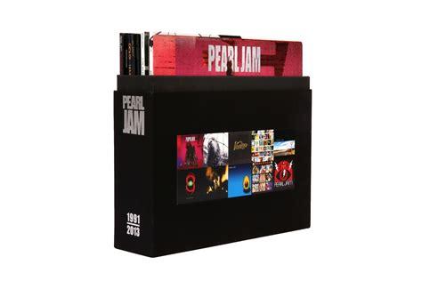 2017 Pearl Jam Complete Vinyl Box Set
