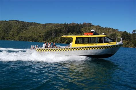 Picton Boat Trips by Arrow Water Taxis Boat Picton Marlborough Sounds Nz