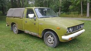 1977 Toyota Pickup Truck Rn23l 2wd Manual Transmission 4
