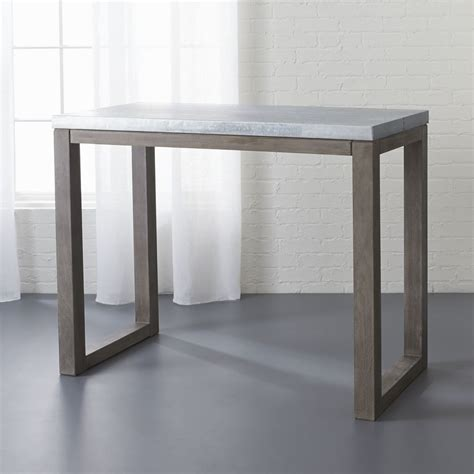 high marble kitchen table 1000 ideas about counter height table on