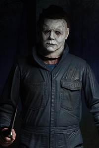 Halloween 2018 1  4 Scale Michael Myers Neca Action Figure