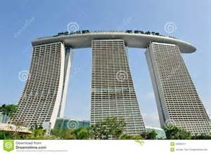 architectual plans architectural design of marina bay sands singapore royalty free stock photography image 25584417
