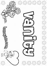 Vanity Coloring Pages Hellokids Print sketch template