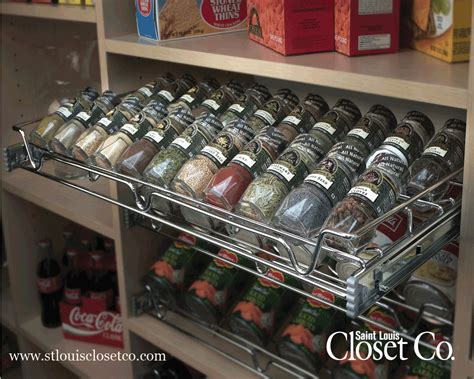 spice racks louis closet co