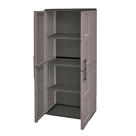 Buy Cupboard by Shire Large Polypropylene Storage Cupboard Buy At