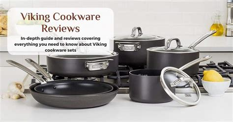 viking cookware reviews professional performance   kitchen desired cuisine