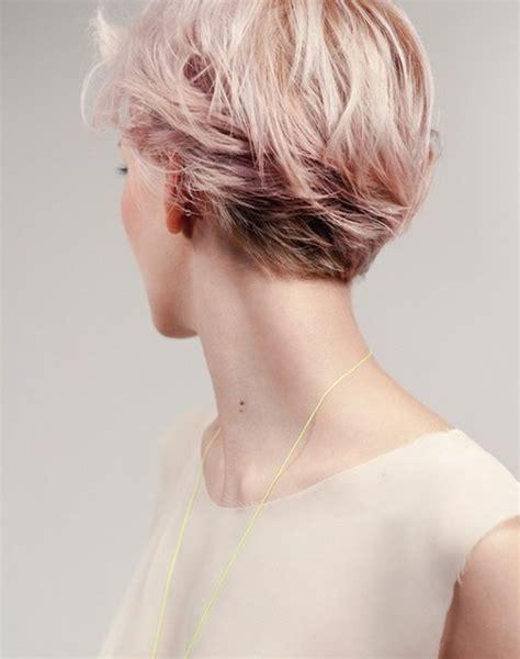 trendy short hair color cute hairstyles popular haircuts