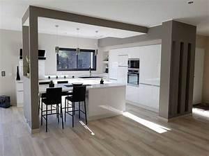 maison parquet chambre parquet chambre blanc parquet With carrelage imitation parquet cuisine