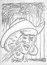 Coloring Pages Books Marie Donny Colouring Story Odd Unsettling Horrors Crayola 1980s 1950s 80s Neverending Flashbak 1977 Getcolorings Printable Scan sketch template
